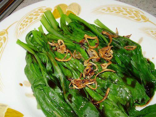 choi sum | Recipes | Pinterest