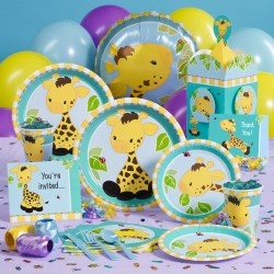 This Giraffe Baby Shower Theme Is Adorable!