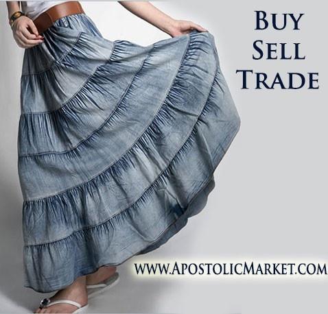 Apostolic Pentecostal Clothing - Apostolic Clothing
