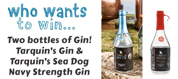 If you love gin then why not enter one of our free competitions to win a bottle of gin or other gin & tonic goodies every month.