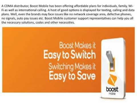 Call Boost Mobile Customer Service Care Support Toll Free Phone