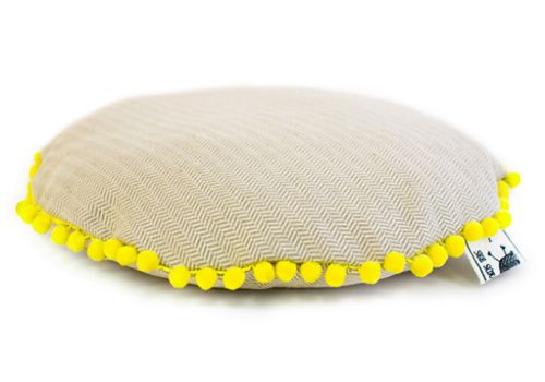 New Handmade Dog Beds from See Scout Sleep - Dog Milk