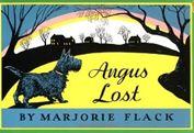 Top Ten Picture Books for Preschool and Kindergarten ~ Preschool Corner {& 5K too} from Homeschool Creations: Reading, Scottie Dogs, Book Worth, Marjorie Flack, Angus Lost, Bfiar, Book Series, Children Book, Scottish Terriers