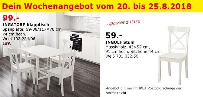 Ikea Rostock Ingatorp Klapptisch Ikea Klapptisch Und Kuche