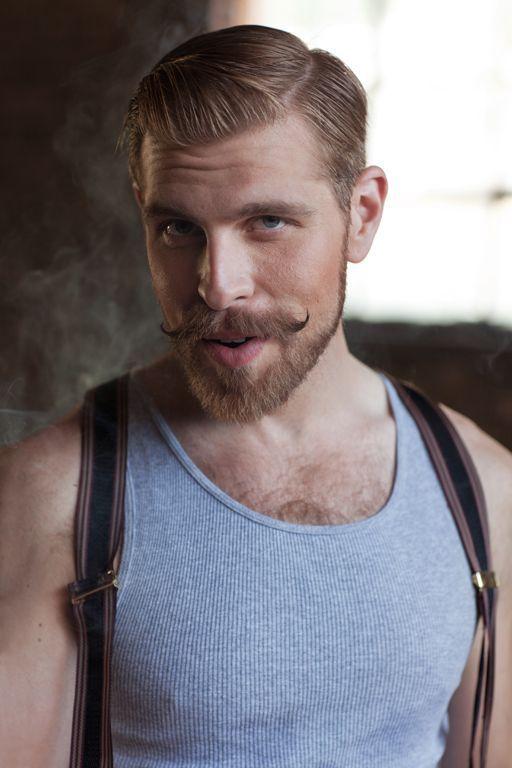 Van Dyke  beard style for the man in 2016 #Beard — Men's Fashion Blog - #TheUnstitchd