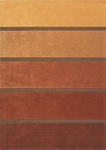 WovenGround Rugs | Modern Rugs | Palette Rugs | Brown