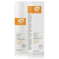 summer skin prep   Self Tan Lotion  Green People's travel size products come in  a range of small, handy size tubes.