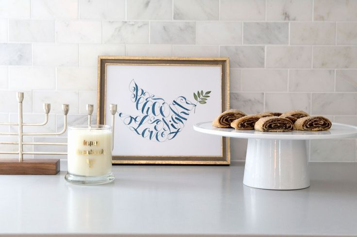 Best 25 hanukkah decorations ideas on pinterest for Hanukkah home decorations