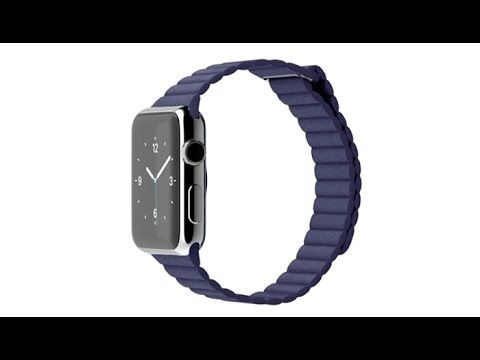 I'm in love! Apple iWatch Trailer (Official Trailer) (Apple Watch) - YouTube