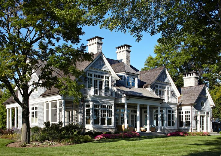 785 best images about house exteriors on pinterest for Classic chicago house