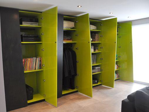 armoires rangement sous-sol