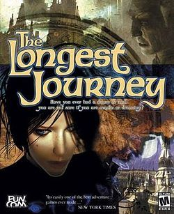 The Longest Journey Computer Game - (1999) -  #classicpcgaming #retrogaming #oldschool