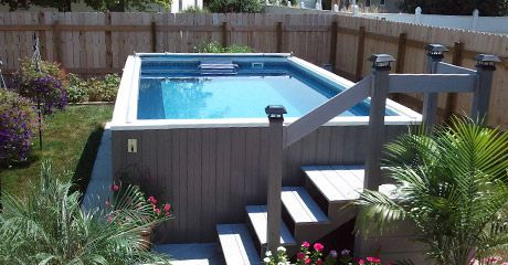Endless Pools | Swim Spas | Lap Swimming Pools Alternative