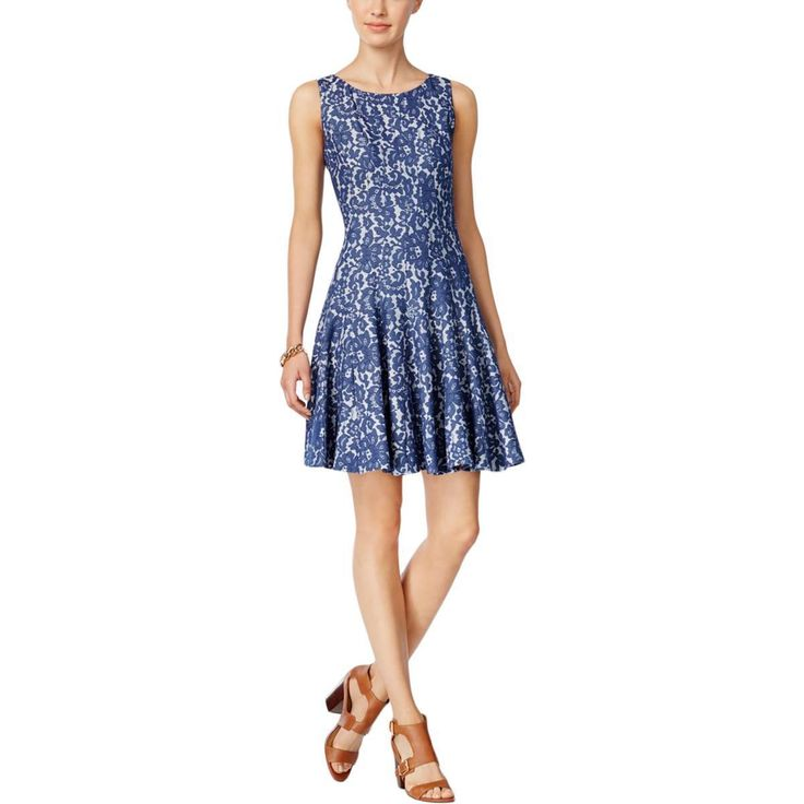 Awesome Amazing Tommy Hilfiger 5198 Womens Blue Printed Pleated Sleeveless Party Dress 2 BHFO  2017-2018 Check more at https://24shopping.cf/my-desires/amazing-tommy-hilfiger-5198-womens-blue-printed-pleated-sleeveless-party-dress-2-bhfo-2017-2018/