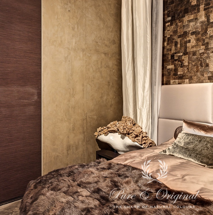 Marrakech Walls  color: Heave Clay  http://www.pure-original.nl/verf_soorten/marrakech_walls.php