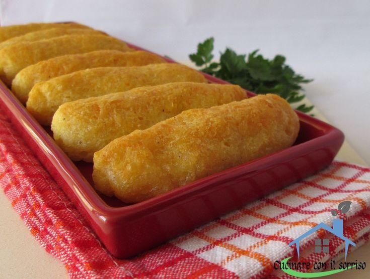 Crocchette di riso gustose e croccanti anche se cotte in forno