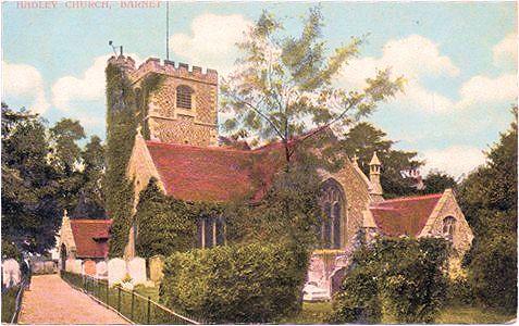 Hertfordshire Genealogy: Places: Hadley