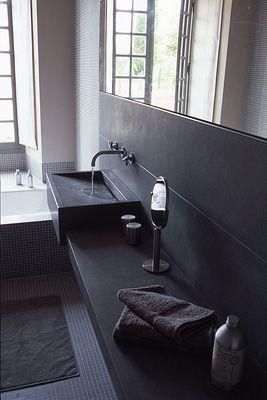 wash basin - counter