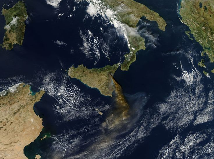 Aqua Satellite's Incredible Images of Earth From Space