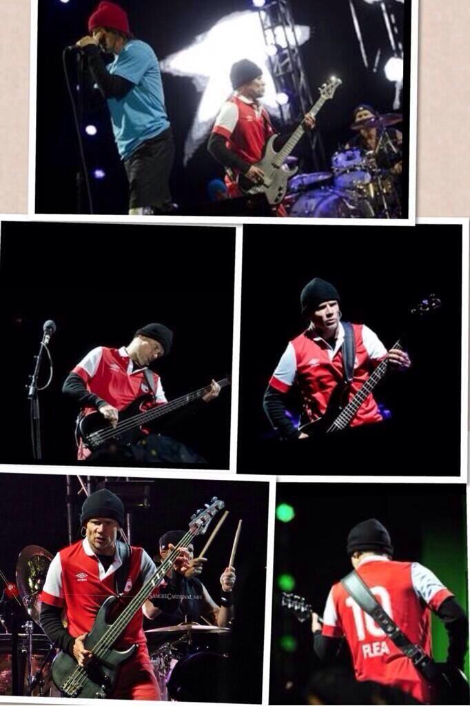 Flea! #IndependienteSantaFe #SantaFe #Bogotá #RedHotChiliPeppers