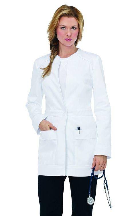 Lauren Lab Coat - Uniformes Medicos koi - Panama                                                                                                                                                                                 Más