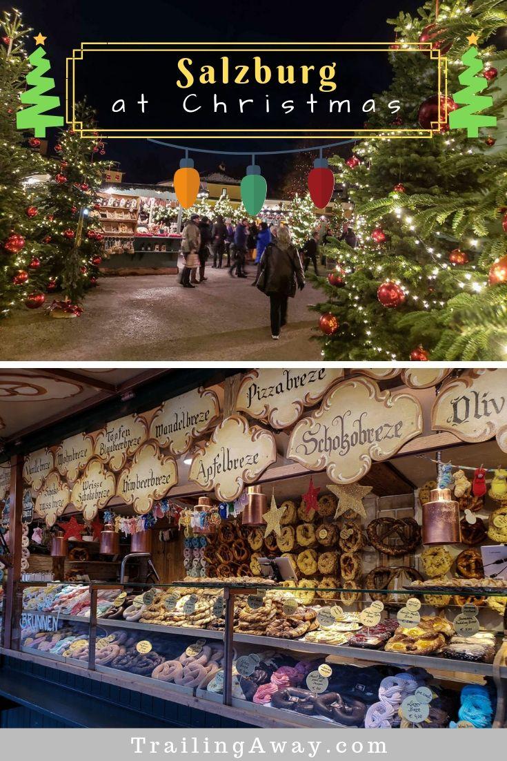 Visit Salzburg Austria For Christmas 2020 Scenic Salzburg, Austria – A Two Day Winter Visit in 2020