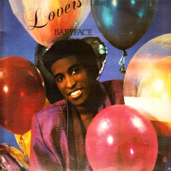 Babyface - Lovers (Vinyl, LP, Album) at Discogs