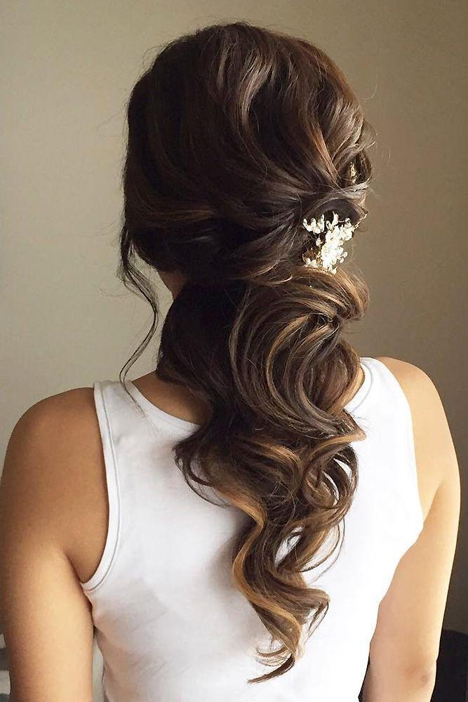 25 wonderful wedding hair half up ideas