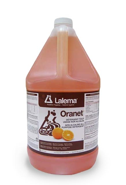 All-Purpose Neutral Cleaner ORANET: All-purpose neutral cleaner. The market leader of cleaning products!