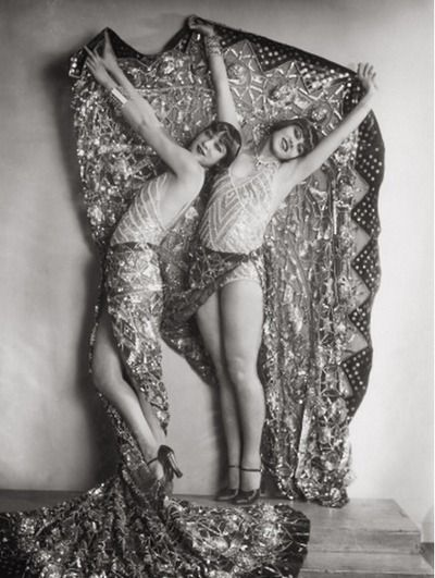 Chorus Girls in Vienna c.1929