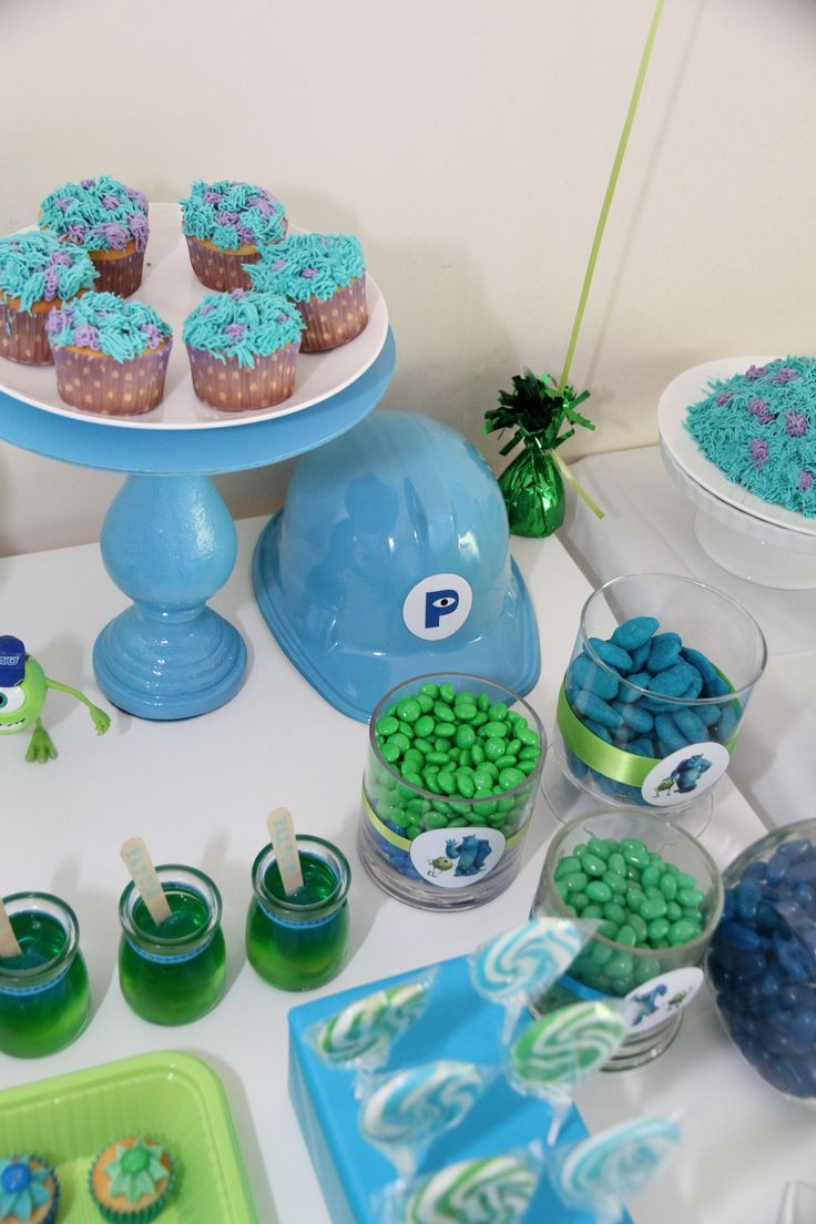 Monster Inc Baby Shower Decorations 17 Best Images About Monster Baby Shower On Pinterest Shower