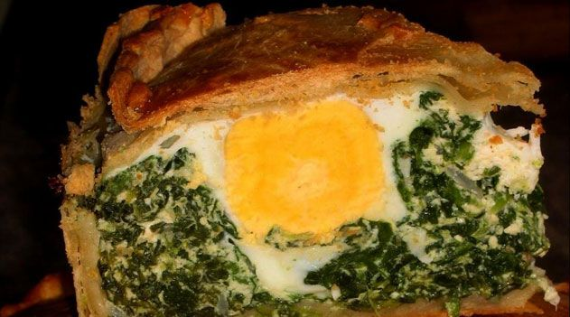 Spinach pie recipe    This Uruguayan and Argentinian spinach pie actually has its origins in Italy. There is a huge variety of ways of preparing it; here we discuss the basic recipe. You can then add the flavours you prefer and experiment according to your tastes.