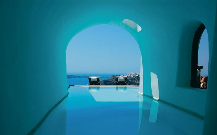 From Santorini to St Tropez and Ibiza to Istria, a guide to the best places to stay for boutique bliss this summer.