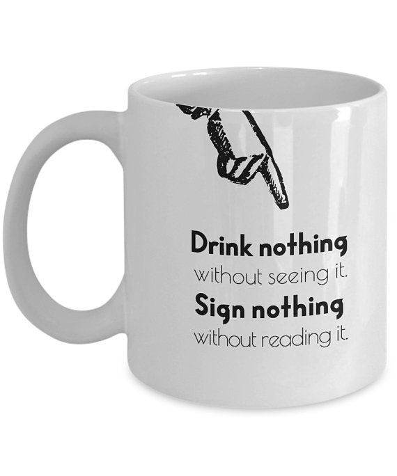 33a5ca83ae8 New job mug Corporate mug Office manager Drink nothing sign nothing  Accounting mug Funny mug for work Office coffee cup Banker Lawyer gift