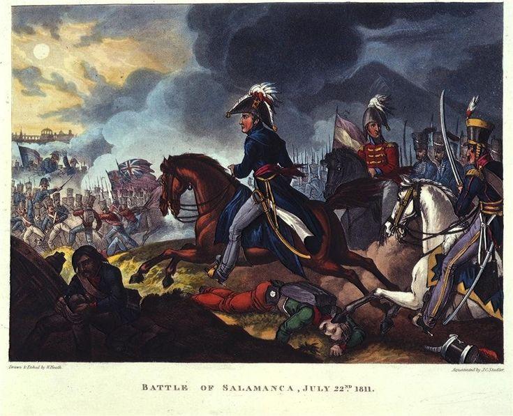 cameliapr: El asedio de Burgos, la gran derrota de Wellington...