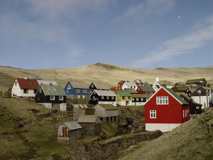 Mykines Village | by Felix van de Gein