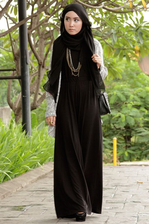 saturday: style inspiration : Mysterious Black