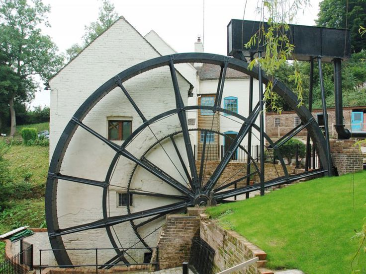 Daniels Mill is the largest waterwheel powering a corn mill still working in England. Daniels Mill is a tourist attraction in Bridgnorth and open to the public