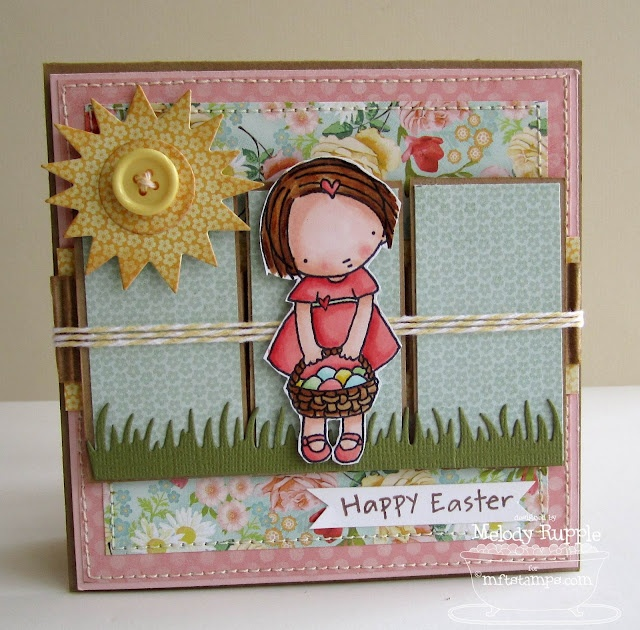 73 Best Images About Mft Easter Cards Gift Ideas On