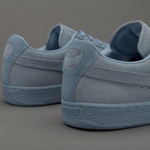 Puma Original Suede Classic Tonal Blue Fog
