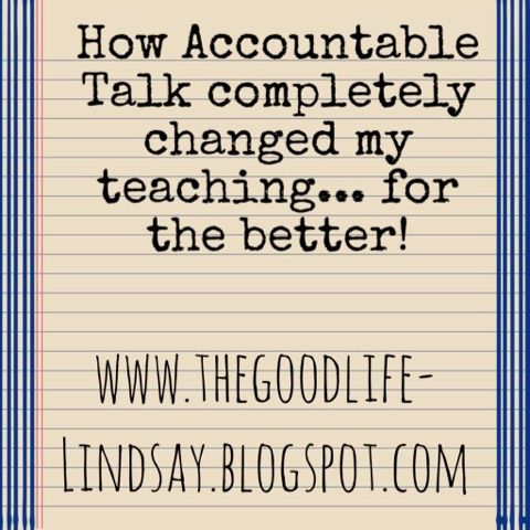Let's Talk About Accountable Talk.