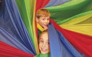 Parachute games are great energetic fun for younger sections. Try out our top 12 games suitable for Beavers and Cubs