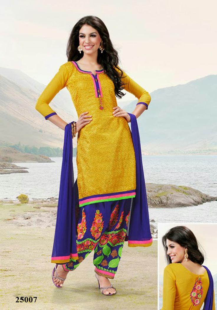 #yellow  #salwar  #punjabi suit