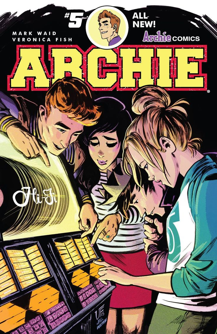 Betty and Jughead have declared war on Veronica over the heart and soul of Archie Andrews! Who should you be rooting for? You might just be surprised by the answer! Rising star comics artist Veronica