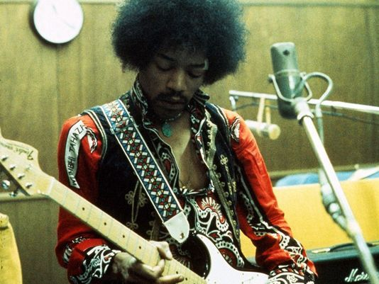The essential Jimi Hendrix experience: 15 best songs