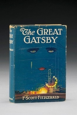 The Great Gatsby <3 uno de mis libros favoritos