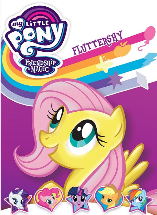 My Little Pony: Friendship Is Magic: Fluttershy (Giveaway Ends 10/6) - Mom and More