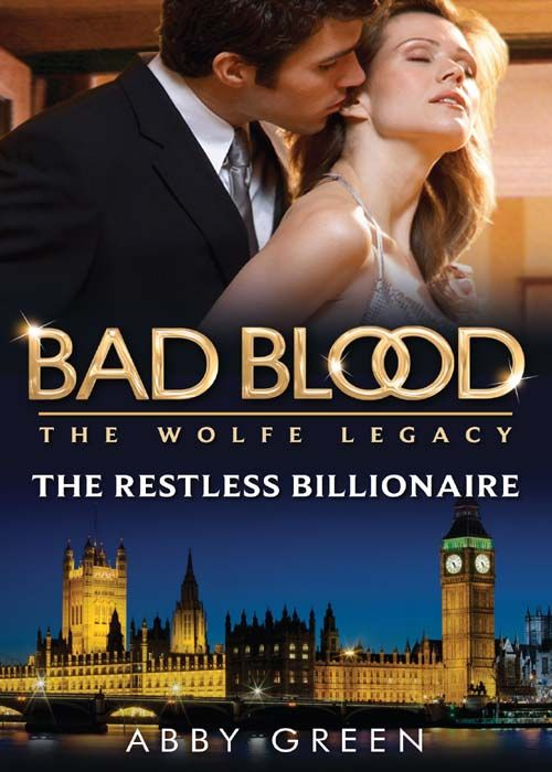 Mills & Boon : The Restless Billionaire: Abby Green: Amazon.com: Kindle Store