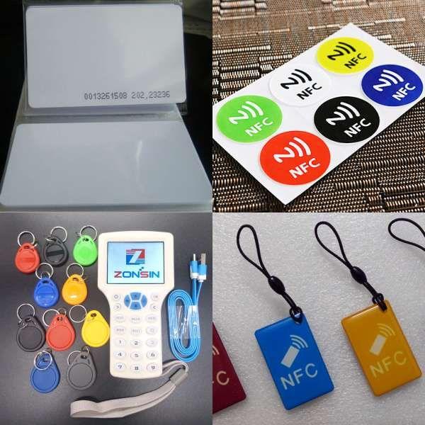 ACR122u NFC Reader Writer 13 56Mhz RFID Copier Duplicator +