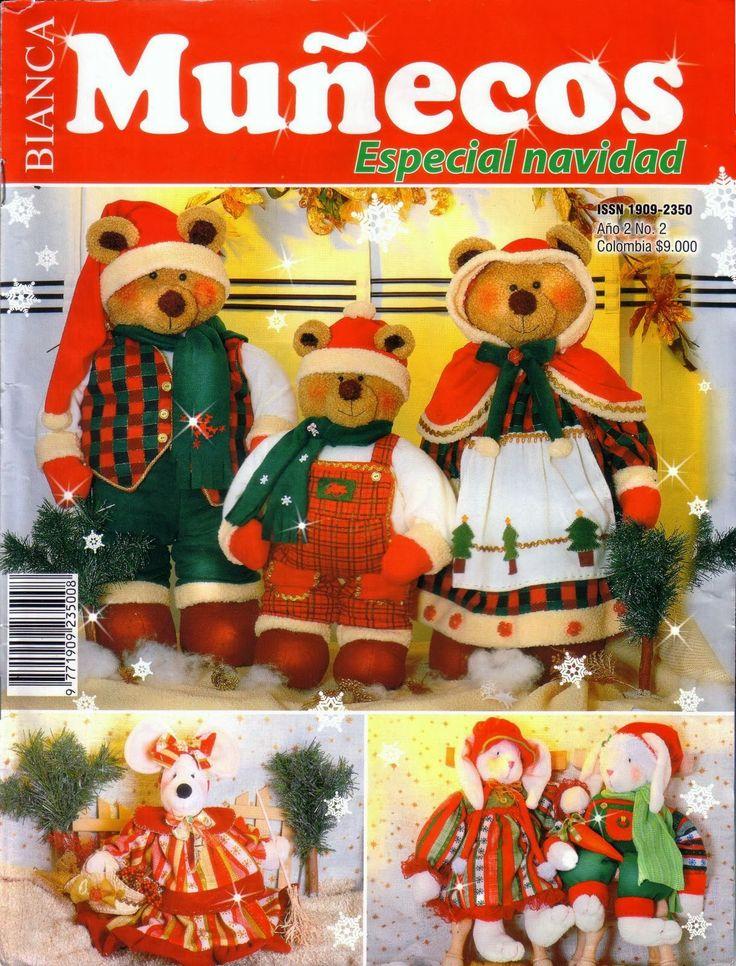 17 best images about revistas de navidad on pinterest - Munecos de navidad ...